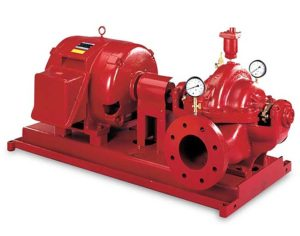 Horizontal split case (HSC) pumps
