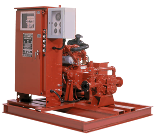 An edwards pump whose quality and durability was proved through a rigorous flow test.